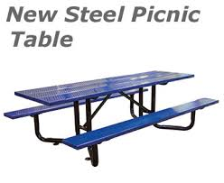 leisure craft picnic tables leisure craft inc