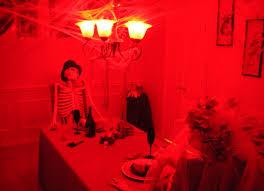 halloween haunt at night w pics hoover u0027s corner