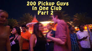 pua in field 200 pickup guys in one club part 2 youtube