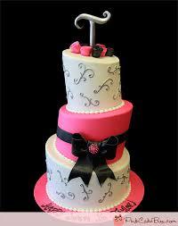 pink topsy turvy sweet 16 cake sweet 16 cakes