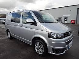 vw minivan 2015 2015 vw transporter blue motion factory kombi freewheel leisure