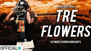 oklahoma state safety tre flowers official career highlights
