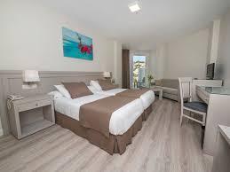 chambre vue sur mer chambre vue mer lateral suprème hoteles helios benidorm