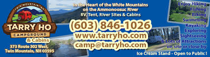 Cottage Rentals In New Hampshire by Tarry Ho River Rv Tent Sites U0026 Cabins In The Heart Of Nh U0027s