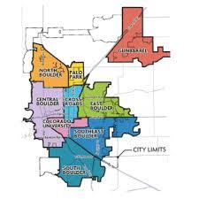 Denver Neighborhoods Map Boulder Map Search Boulder Real Estate News
