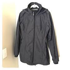 Bench Windbreaker 61 Off Bench Jackets U0026 Blazers Bench Charcoal Grey Coat Size Xl