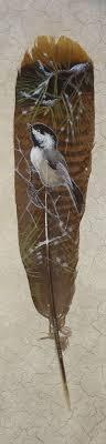 turkey feather painting turkey feather paintings perotti customized wildlife