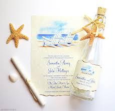 wedding invitations in a bottle wedding invitations shorething glass bottles