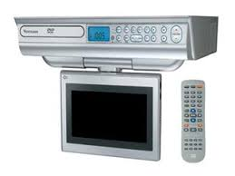 Under The Cabinet Tv Dvd Combo by Tv For Under Kitchen Cabinet