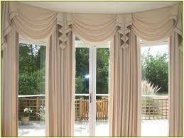 Window Treatment For Bow Window Bow Window Curtains Home Design Ideas