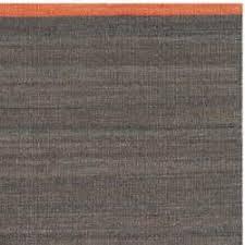 Grey Striped Rug Safavieh Kilim Dark Grey Orange Striped Rug Reviews Wayfair 3