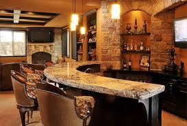 bar amazing home bar styles interior design rustic home bar