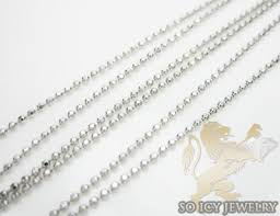 white chain necklace images Designer 14k italian gold chains necklaces for men so icy jewelry jpg