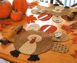 turkey placemats thanksgiving placemat crafts tgif this is