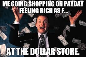 Me On Payday Meme - money man meme imgflip