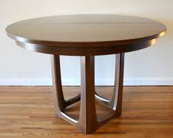 round mid century modern dining table with ideas design 7409 zenboa