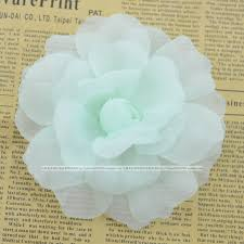 Wholesale Flowers Miami Hibiscus Flowers Han Yarn Simulation Flower Rose Handmade Diy