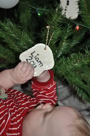look what we made print santa ornaments the karpiuks