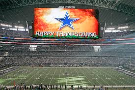 the real reason the cowboys play at home every thanksgiving day