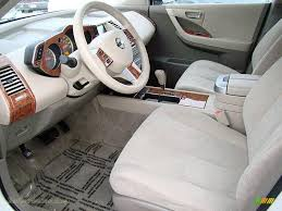 nissan murano interior colors 2006 nissan murano s awd in pearl white photo 4 523995 jax