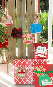 Images Of Ugly Christmas Sweater Parties - ugly christmas sweater party gift tags atta says