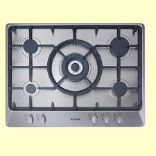 Built In Kitchen Appliances Uk Stoves Sgh700c Sta Gas Hob In Stainless Gas Hobs Built In