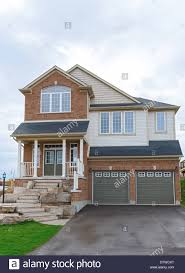 two story houses new two story house in canada ontario cambridge new houses stock