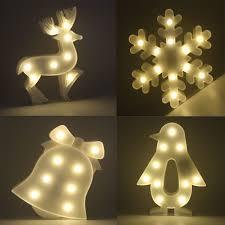 Penguin Home Decor by Penguin Christmas Lights 1154