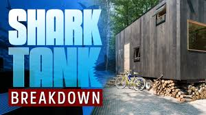 getaway tiny house rental shark tank breakdown escape from