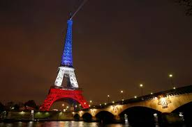 France Flag Meaning Eiffel Tower Glows In French Colors To Honor Victims Nbc News