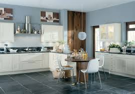 white cream and ivory kitchen cupboards