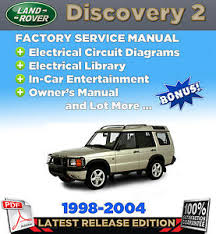 land rover discovery manual ebay