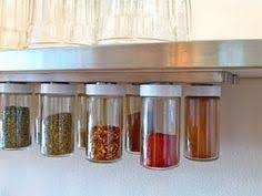 Soho Magnetic Spice Rack Wall Mount Magnetic Spice Rack Magnetic Spice Racks Wall Mount
