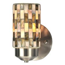 Glass Candle Wall Sconces Sconce Mosaic Wall Sconces Candle Mosaic Glass Candle Wall
