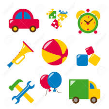 car toy clipart baby toys horn car puzzle alarm clock ball dice tool
