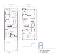 Wisteria Floor Plan Bandar Rimbayu Ijm Land