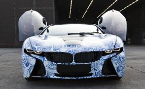 the best bmw car co driving bmw vision concept supercar of the future