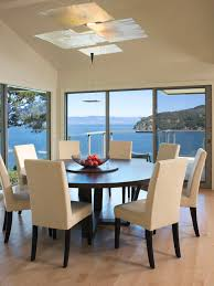 Expandable Round Dining Room Tables Expandable Round Dining Table Ideas Houzz