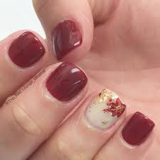 25 unique fall nails ideas on fall nail colors
