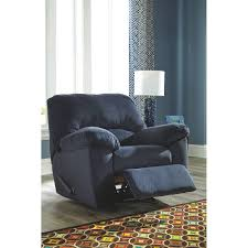 dailey rocker recliner in midnight 9540225 signature design by ashley