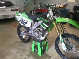 2007 kx250f nice bike pics available trade for parts or cash