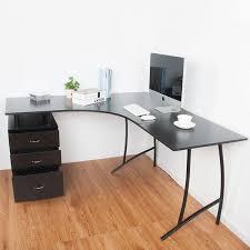 Computer Desk L Shape 10 Best Corner Computer Desk Table For Graphic Designers