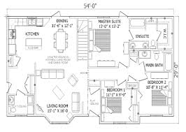 open concept bungalow floor plans bungalow santa monica