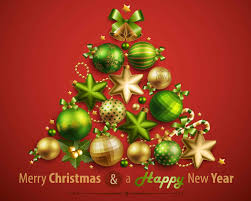 wishes for merry christmas happy new year greeting cards pictures