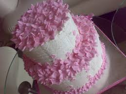wedding cake sederhana popo s creation simple wedding cake