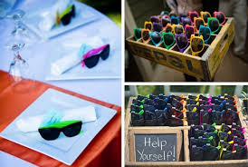 personalized sunglasses wedding favors personalized sunglasses captivating sunglasses wedding favors