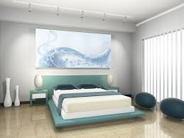 bedroom blending designs to create a couples tribune and modern