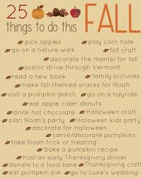 the adventure starts here 25 things to do this fall