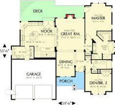 plan 50116ph 4 bedroom craftsman house plan with flex options
