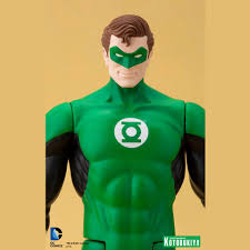 green lantern super powers collection artfx statue